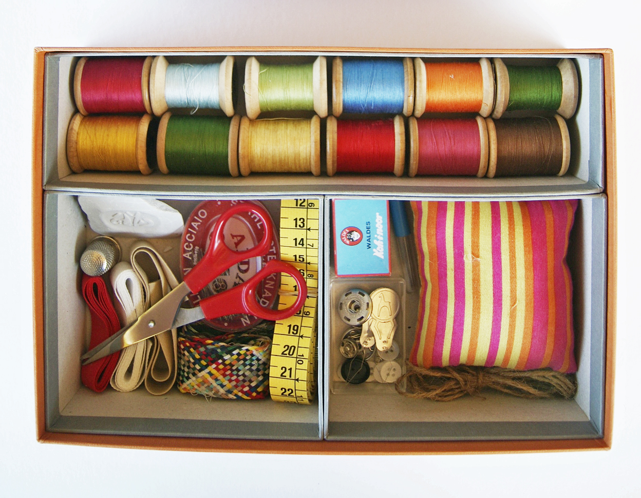 Caja de Costura